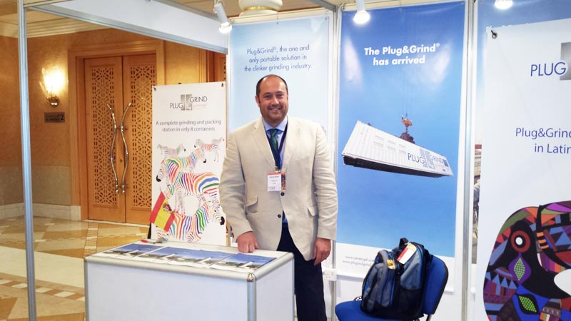 Cemengas has participated in CEMTECH Middle East & Africa  Dubai