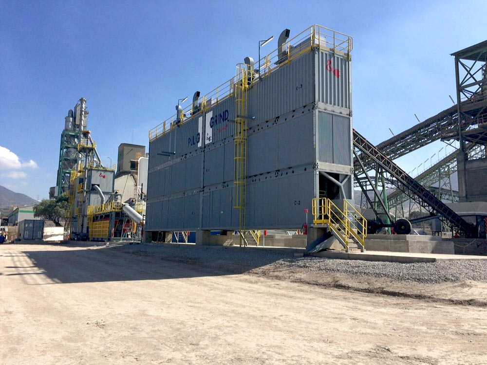 México P&G XL CEMENGAL: ENGINEERING, EQUIPMENT AND ASSEMBLY FOR THE